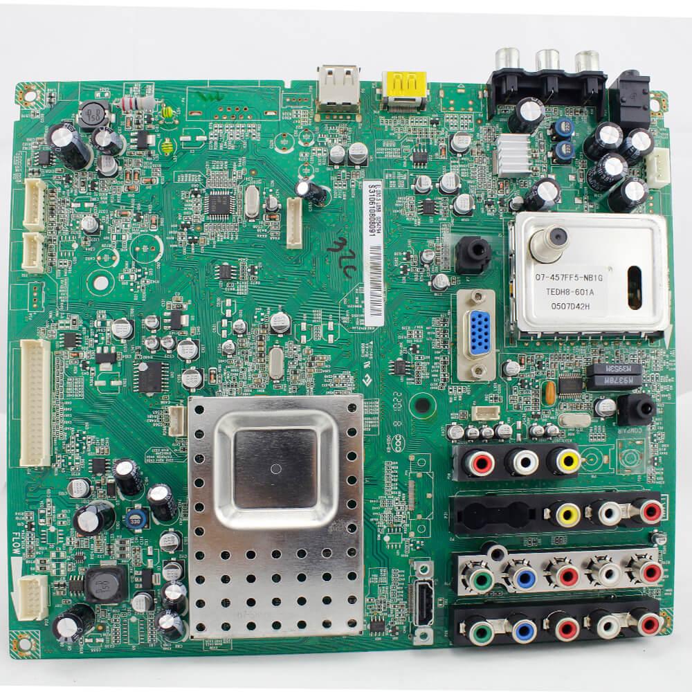Placa de Sinal TV Philips 32PFL3404 Pn 40-T8222P-MAE2XG - Nova