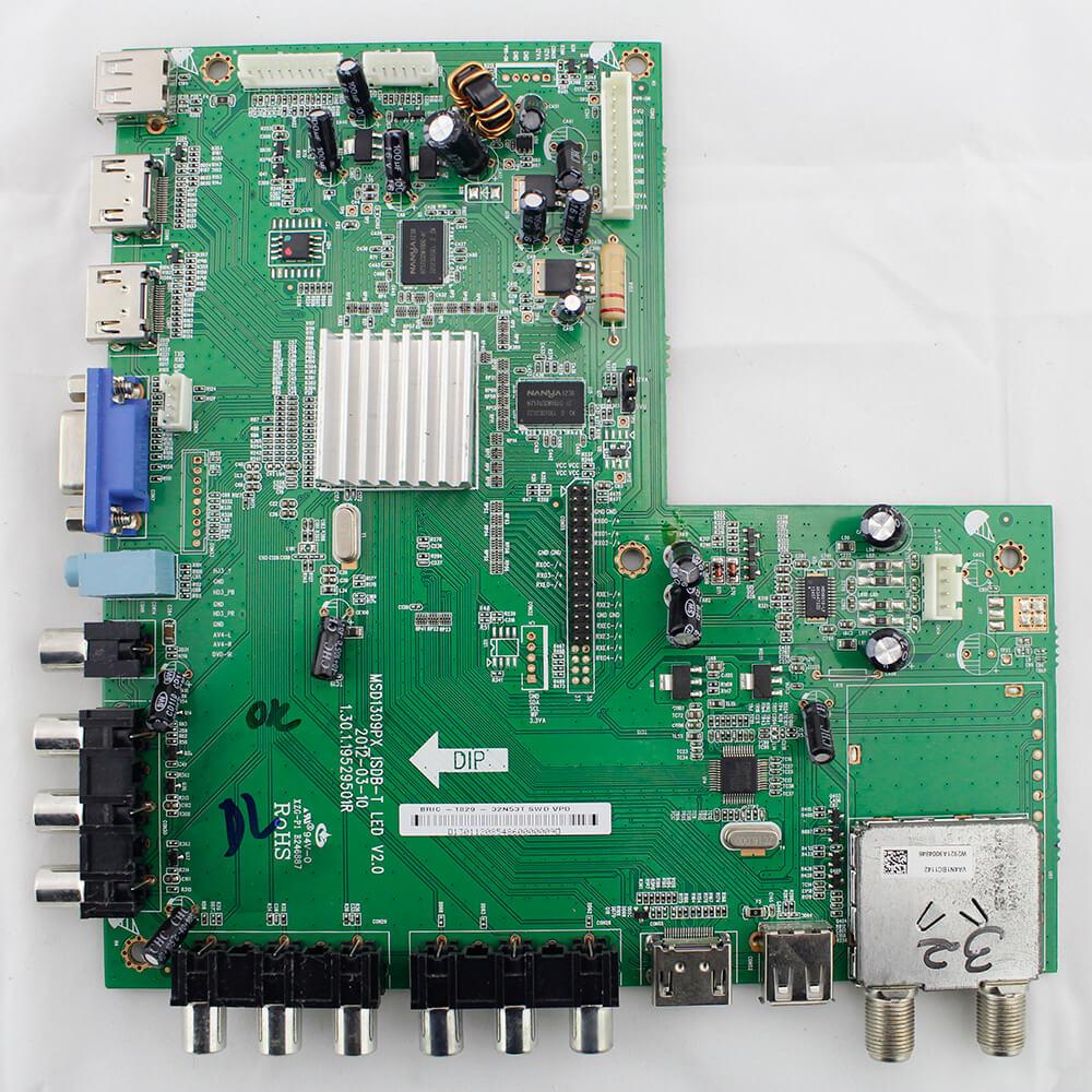 Placa de Sinal TV Philco Pn MSD1309PX_ISDB-T V2.0 - Nova