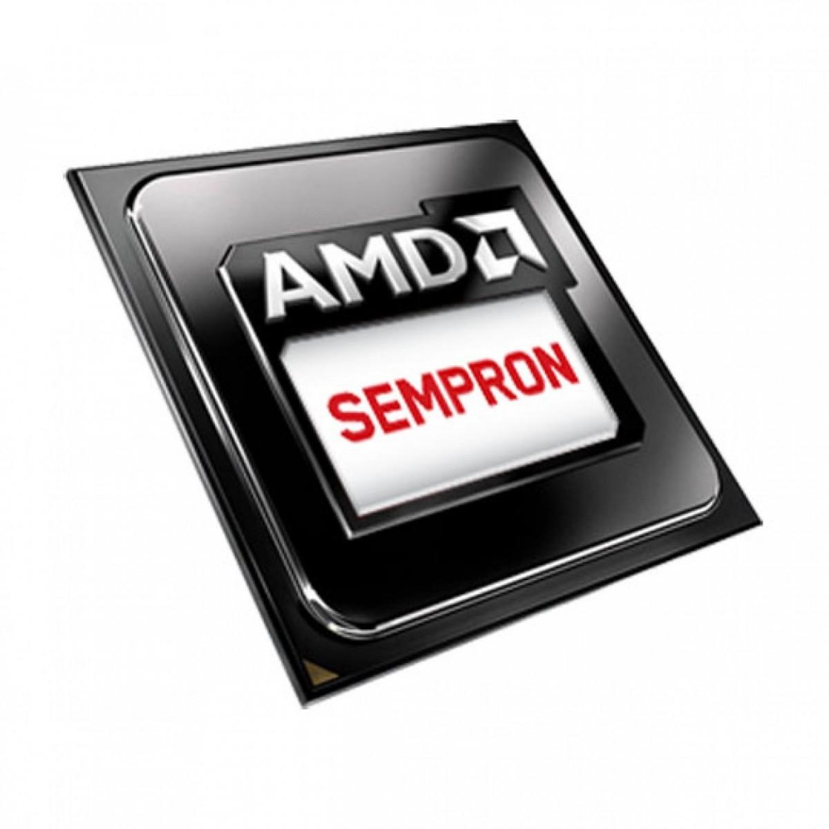 Processador AMD Sempron 2600+ 128K Cache / 1600 MHz / 800 MHz - Seminovo