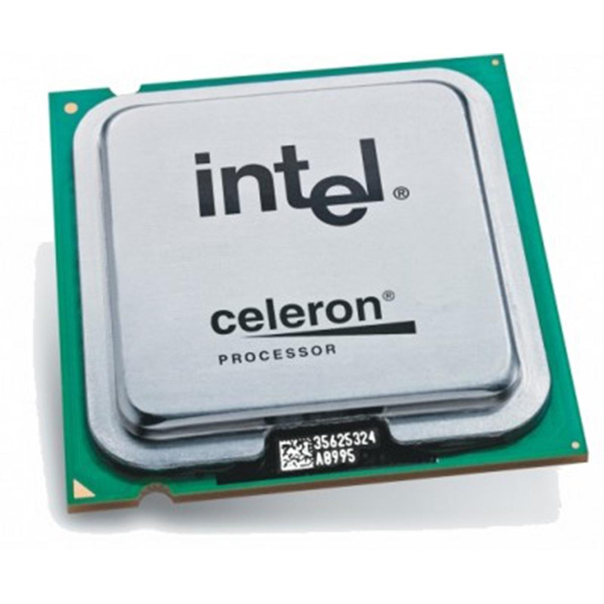 Processador Intel Celeron 420 1,60Ghz 512Kb Cache 800MHz - Socket 775 - Seminovo