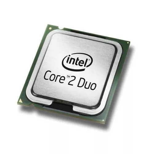 Processador Intel Core 2 Duo E7300 2,66Ghz 3M Cache 1066MHz - Socket 775 - Seminovo