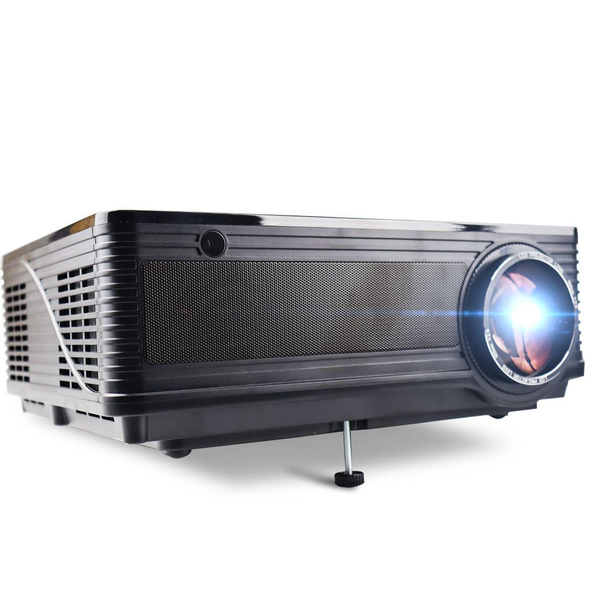 Projetor Multimídia de LED 2800 Lúmens Exbom PJ-V220