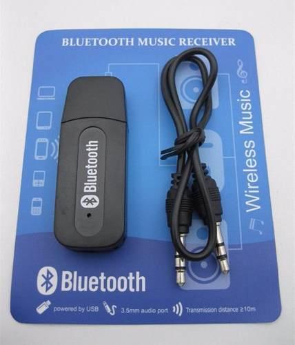 Receptor Bluetooth BT-163 para Entrada P2 Auxiliar