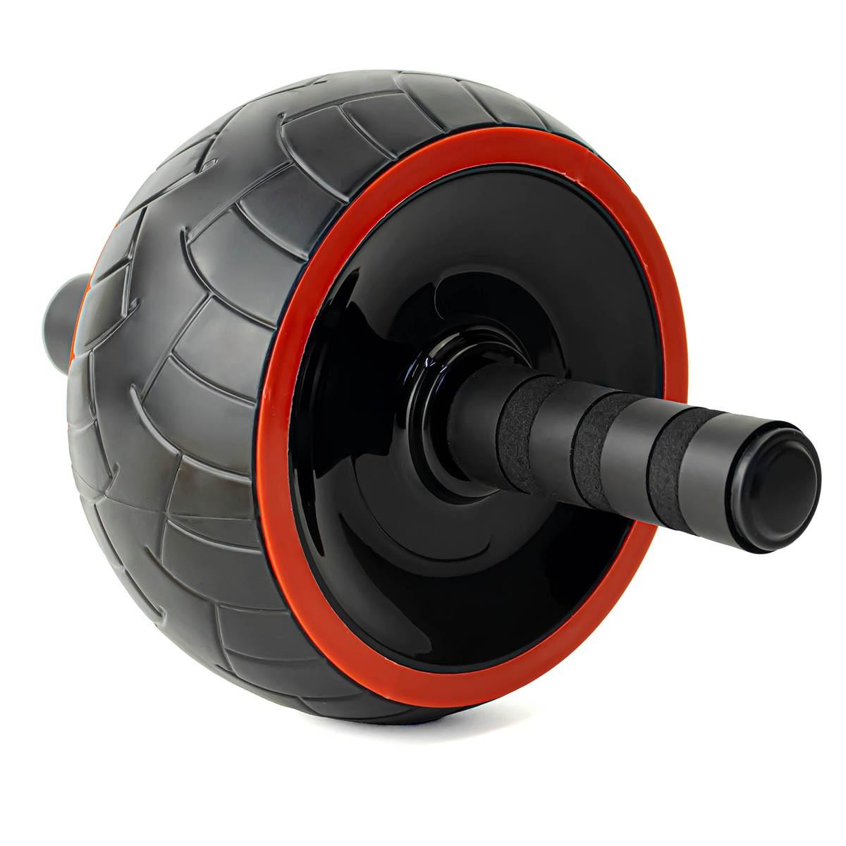 Roda AbWheel Grande para Treino Abdominal Multifuncional MBfit LY87144