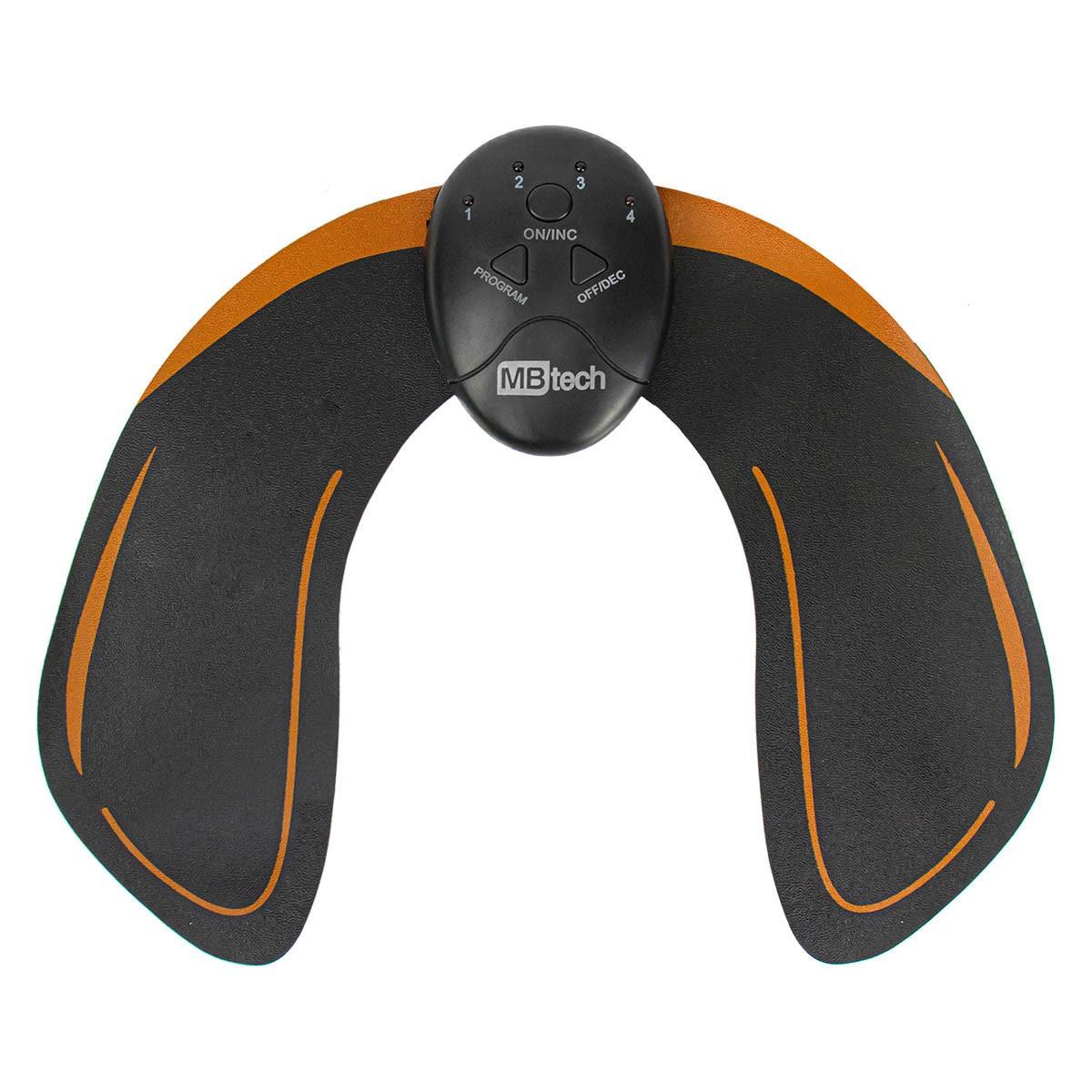 Smart Trainer Estimulador Muscular Elétrico para Glúteos MBfit MB87129