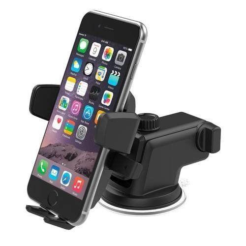 Suporte Universal para GPS e Celular com Trava Automática Exbom SP-72