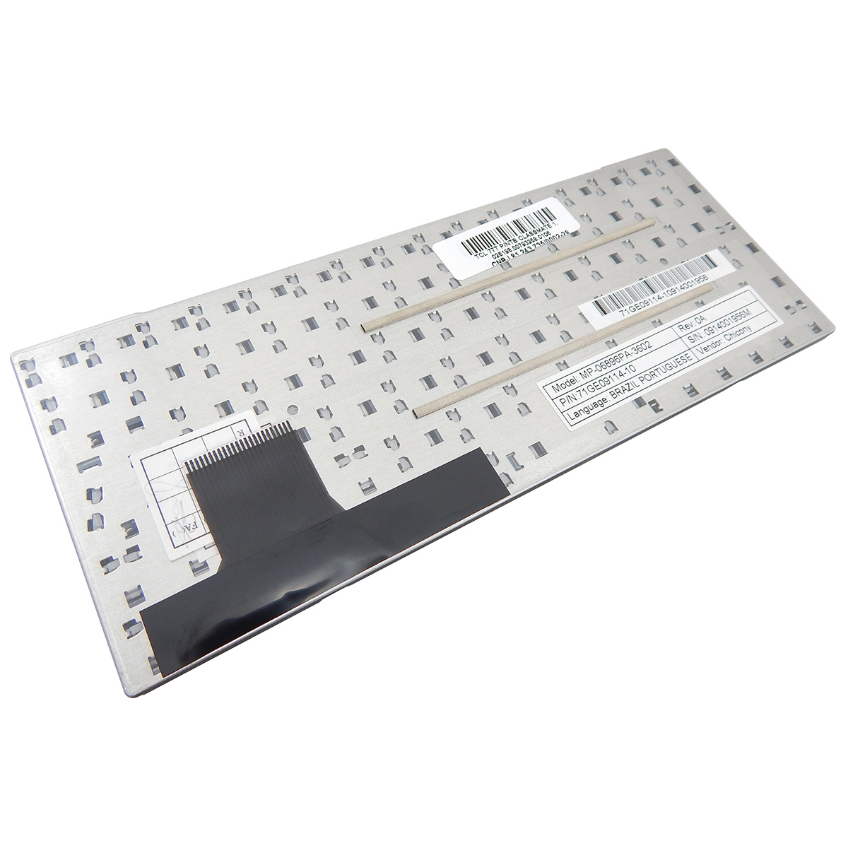 Teclado Netbook Pn: MP-06896PA-3602 / 71ge09114-10
