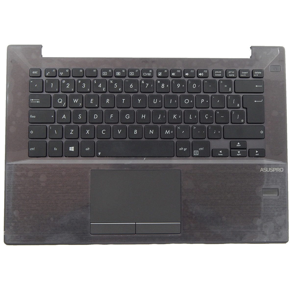 Teclado Notebook Asus BU400v c/ Moldura Preto c/ Touch Pn: MP-12C76PA-6920W / AENJ9600010