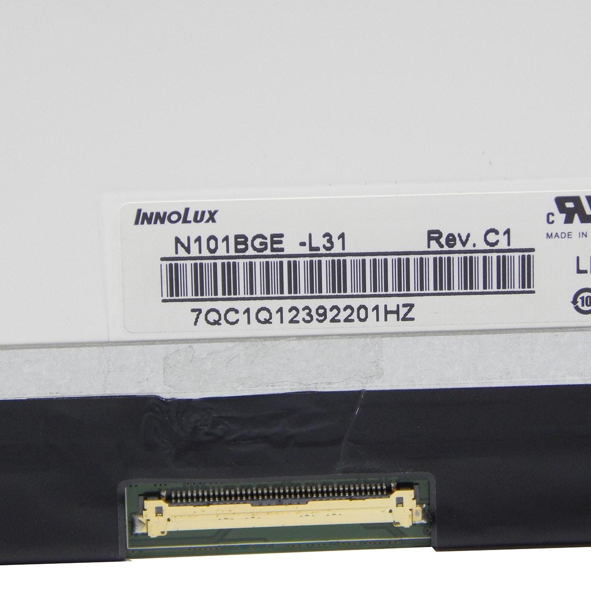Tela 10.1 Led Slim 40 Pinos N101BGE-L31