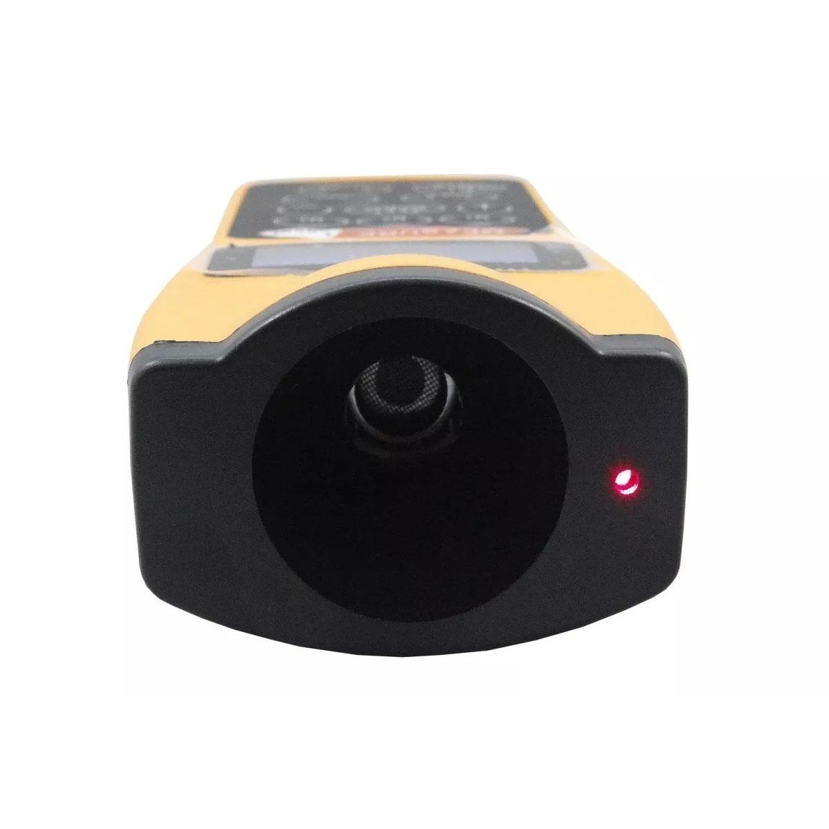 Trena Eletronica para Medição de Distancia até 18 Mts c/ Sensor de Ultrasom