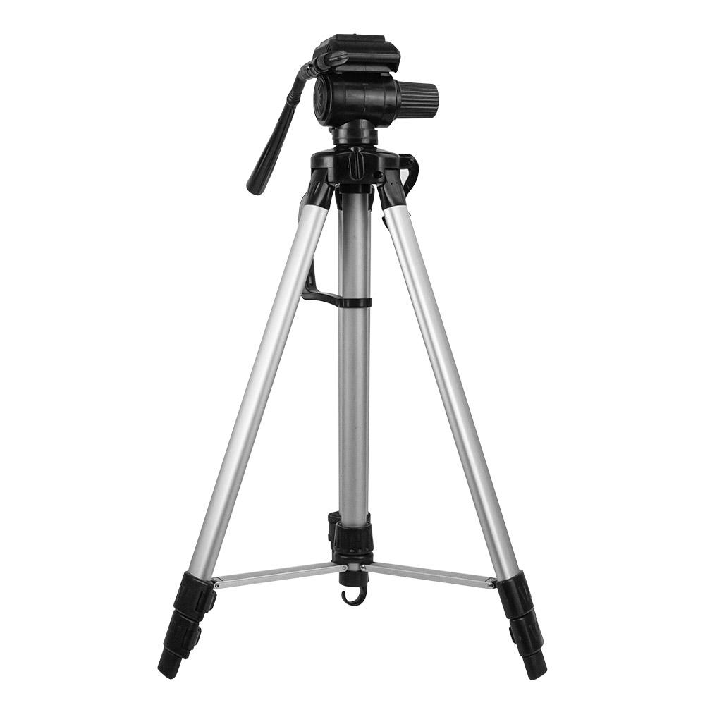 Tripé para Câmera e Celular Smartphone com Hastes de Alumínio 1,7 Metros B-Max BMG-12 (Cinza)