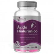 Ácido Hialurônico | MaxPure Line - 30 cáps. de 400mg (100mg de AH)