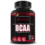BCAA com Vitamina B6 - 120 cápsulas de 500mg
