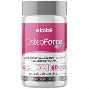 Osteoforce Suprax Original Cálcio Ossos - Cápsulas 820mg - 1 Pote