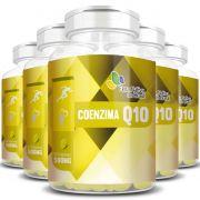 Coenzima Q10 - 500mg - 5 Potes