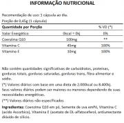 Coenzima Q10 - Original - MaxVitam Line 450mg - 3 Potes (90 cápsulas)