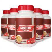 Ginseng Coreano - Original - 500mg - 5 Potes