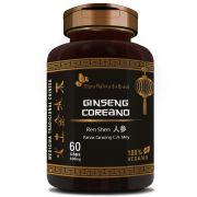 Ginseng Coreano (Ren Shen) 100% Vegano - 60 cápsulas de 500mg