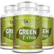 Green Detox - Original | Chlorella - 500mg - 3 Potes