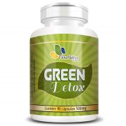 Green Detox Original Chlorella Clorela 500mg - 1 Pote