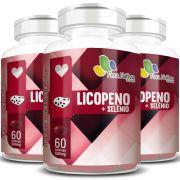 Licopeno + Selênio - 500mg - 03 Potes
