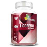 Licopeno + Selênio - 60 cápsulas de 500mg