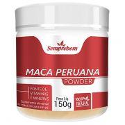 Maca Peruana em Pó - Powder - 150g