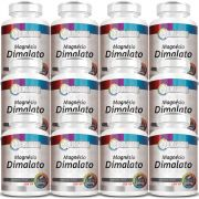 Magnésio Dimalato 500mg - 12 Potes
