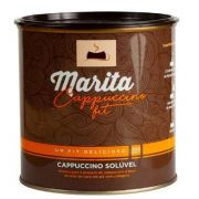 Marita Cappuccino Fit - 300g - Original - Cappuccino Solúvel