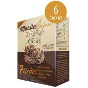 Marita Cookies Premium - Original - Sabor: Cacau | Chocolate - (06 Caixas)