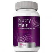 Nutry Hair Vitamina para Cabelo - 01 Pote (Original)
