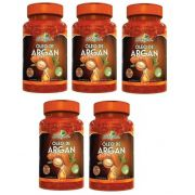 Óleo de Argan Original (Slim Fit) - 1000mg - 05 Potes