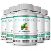 Pure Persea - Original - Óleo de Abacate 100% - Emagrecedor - 05 Potes