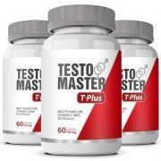 Testomaster - Estimulante Sexual - 03 Potes (Original)