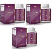 Vênus Mulher Original | Estimulante Sexual Feminino - 03 Potes 25% OFF