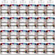 Vitamina A em Cápsulas de 500mg - 24 Potes (Atacado)
