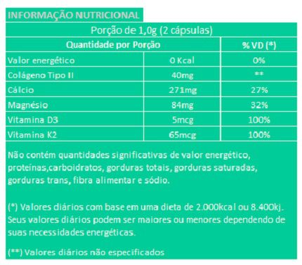 Artrofan - Original - 30 cápsulas de 500mg  - Natural Show - Produtos Naturais, Suplementos e Cosméticos