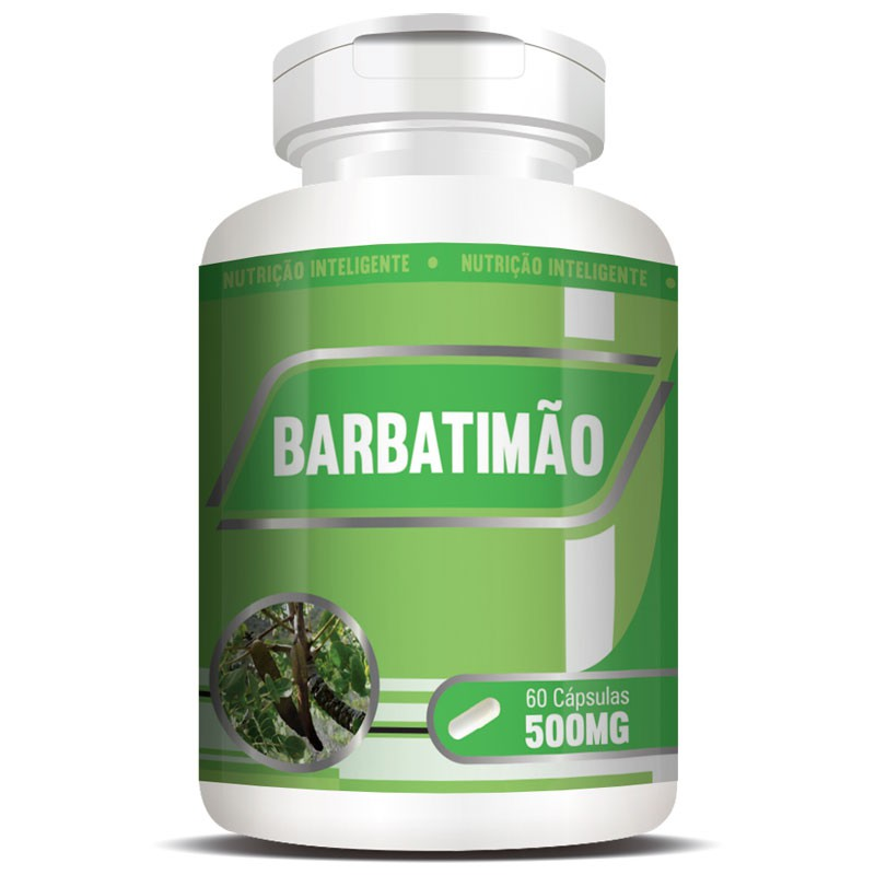 Barbatimão 500mg - 100% Puro - 60 cápsulas  - Natural Show - Produtos Naturais, Suplementos e Cosméticos