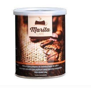 Café Marita 3.0 - Original - 01 Lata   - Natural Show - Produtos Naturais, Suplementos e Cosméticos