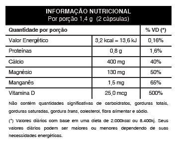 Cálcio Ossos OsteoForce Suprax 800mg - Original - 01 Pote  - Natural Show - Produtos Naturais, Suplementos e Cosméticos