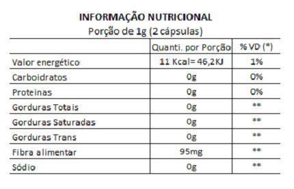 Cáscara Sagrada 100% Pura - 500mg - 3 Potes  - Natural Show - Produtos Naturais, Suplementos e Cosméticos
