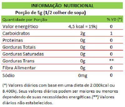 Chá de Cactínea com Hibisco - 200g  - Natural Show - Produtos Naturais, Suplementos e Cosméticos