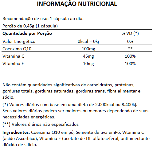 Coenzima Q10 - Original - MaxVitam Line 450mg - 5 Potes (150 cápsulas)   - Natural Show - Produtos Naturais, Suplementos e Cosméticos