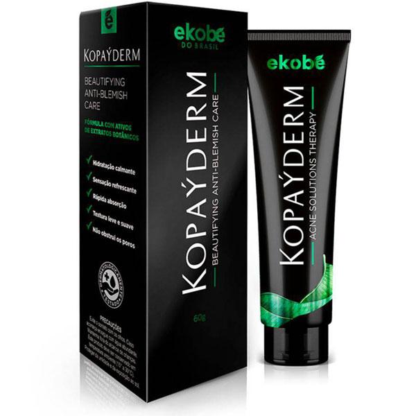 Kopayderm - 60g - Contra Cravos e Espinhas | Tratamento de Acnes  - Natural Show - Produtos Naturais, Suplementos e Cosméticos