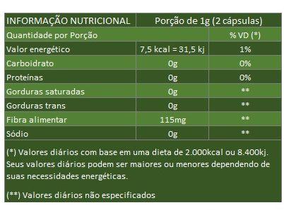 Moringa Oleifera - Original - 500mg - 5 Potes  - Natural Show - Produtos Naturais, Suplementos e Cosméticos
