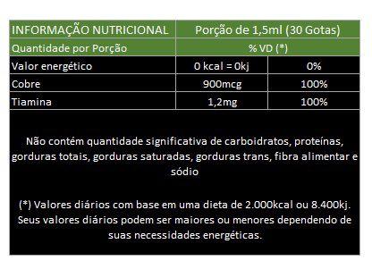 NicOff para Parar de Fumar - 1 Frasco (Original)  - Natural Show - Produtos Naturais, Suplementos e Cosméticos