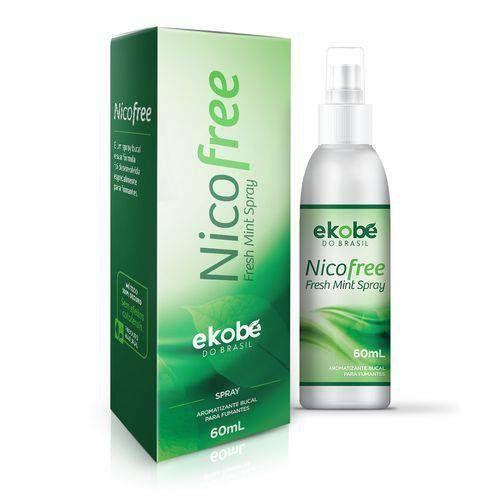 Nicofree | Spray - 60ml  - Natural Show - Produtos Naturais, Suplementos e Cosméticos