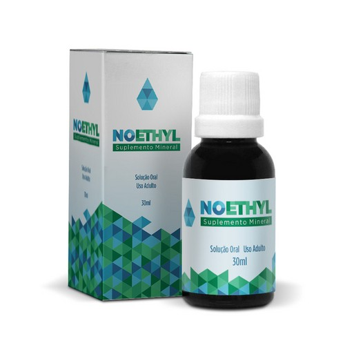 Noethyl Original - Anti-Álcool - 01 Frasco   - Natural Show - Produtos Naturais, Suplementos e Cosméticos