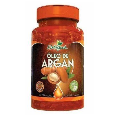 Óleo de Argan Original (Slim Fit) - 60 cápsulas de 1000mg   - Natural Show - Produtos Naturais, Suplementos e Cosméticos