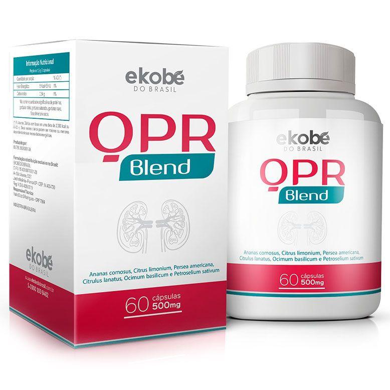 QPR Blend Original Saúde Dos Rins e Sistema Urinário - 1 Pote  - Natural Show - Produtos Naturais, Suplementos e Cosméticos